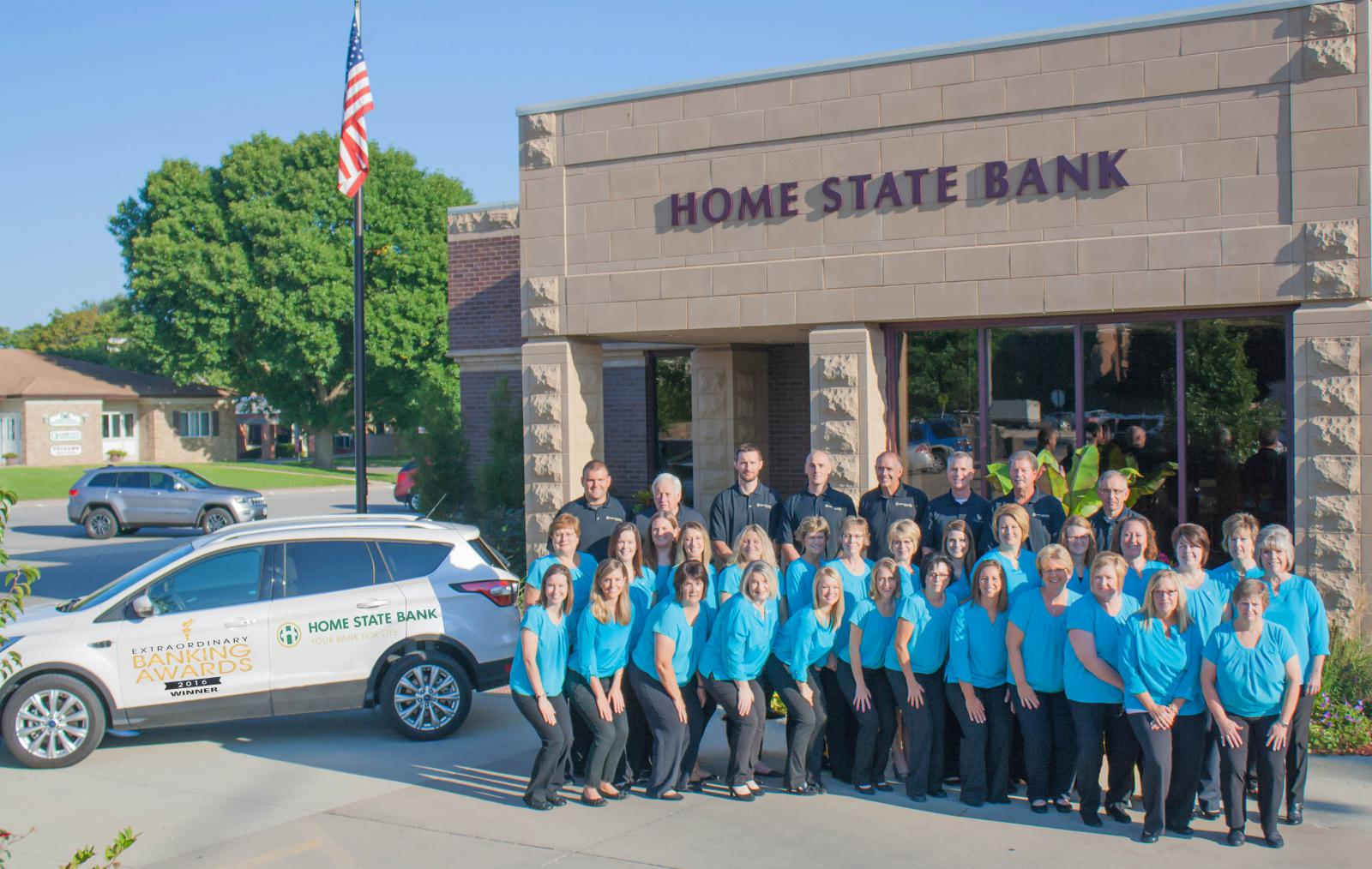 Home State Bank Staff