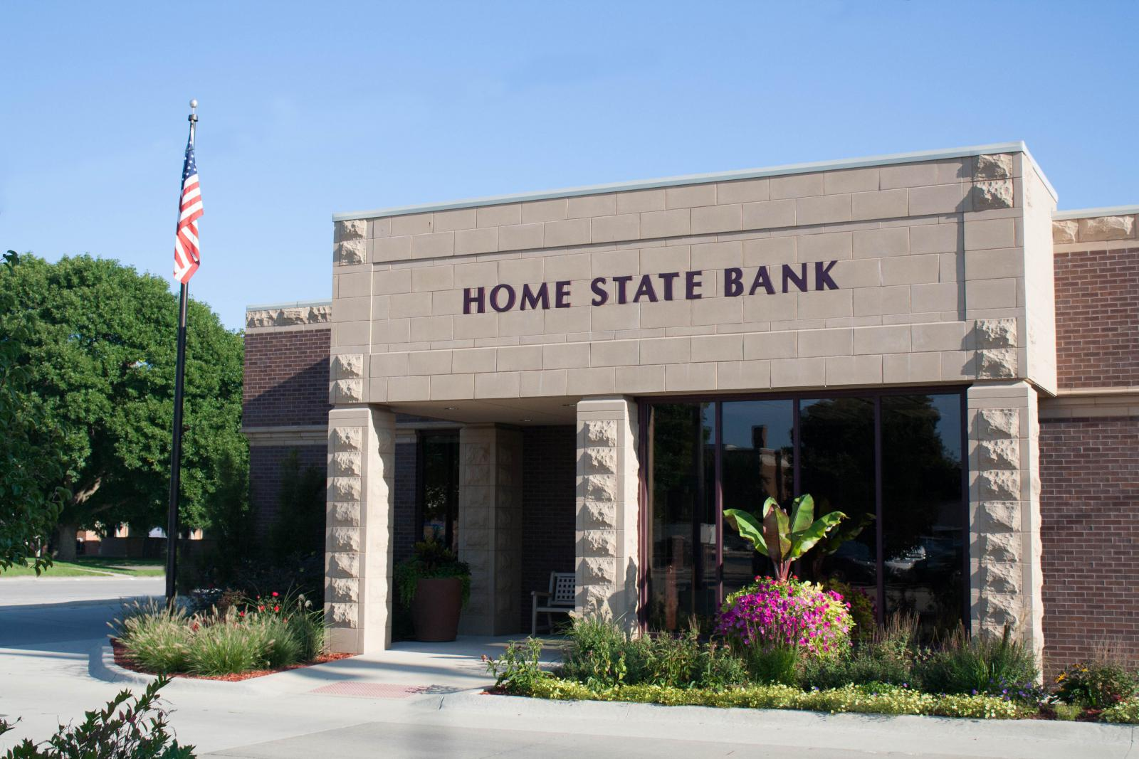 Home State Bank Building